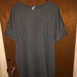 ASOS T shirt dress